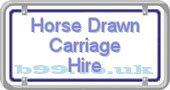 horse-drawn-carriage-hire.b99.co.uk
